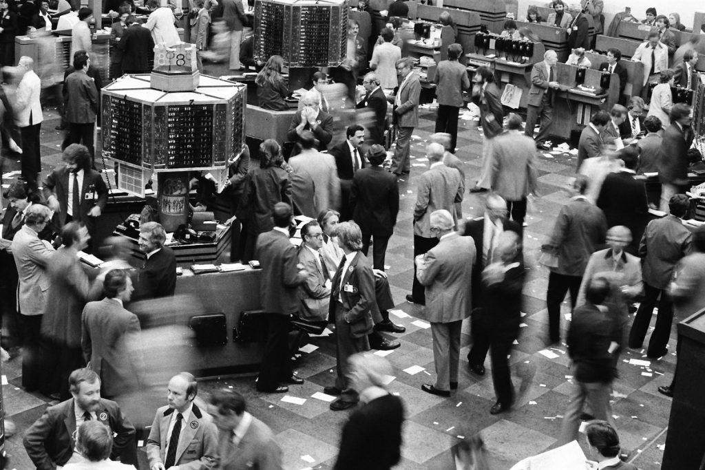 Toronto Stock Exchange, 1981