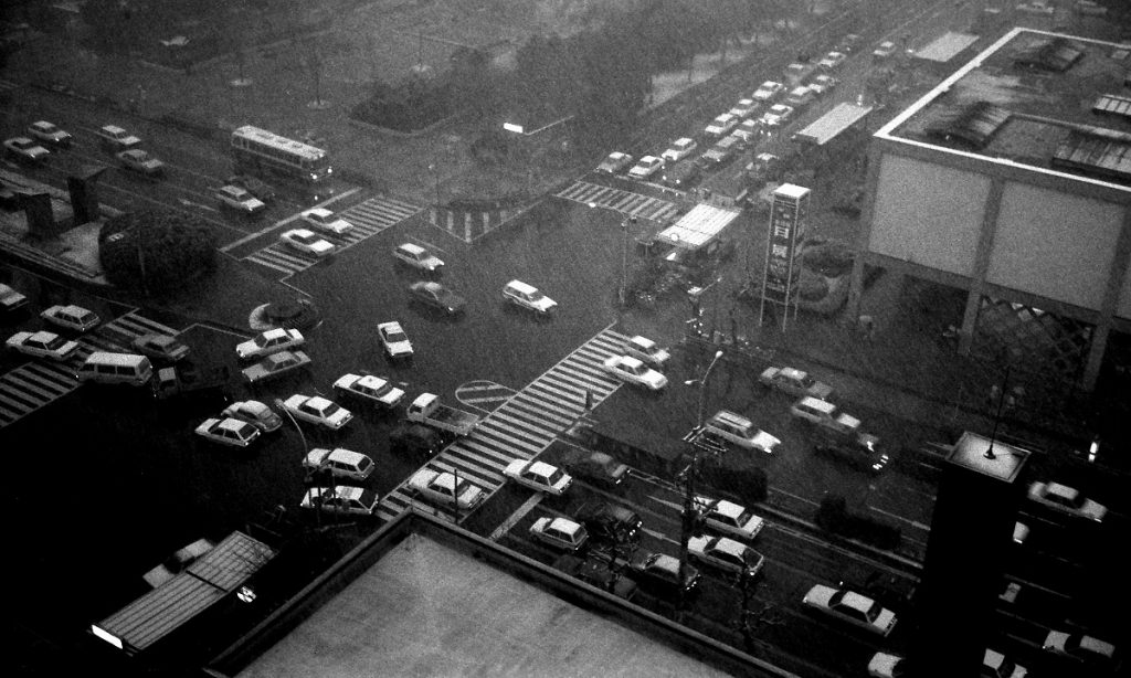 Nagoya, Japan, 1987
