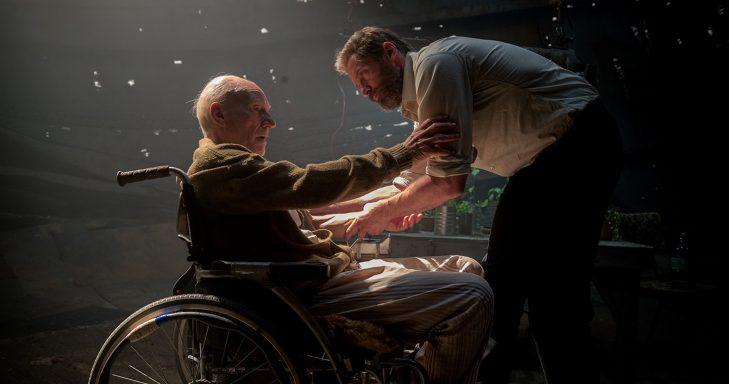 Logan and Professor X